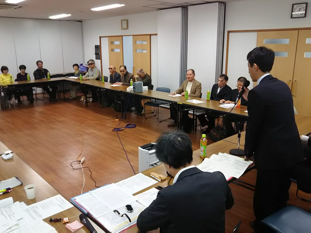 平成28年4月 福祉研修会の写真